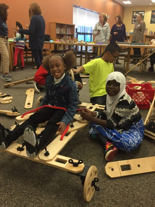 Family Fun Week, STEM Activities