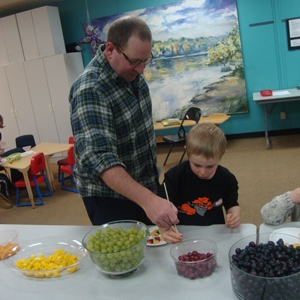 Healthy Eating Workshop - Group Visits to Explore & More Children's Museum - Buffalo, NY