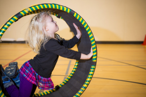 Let's Get Physical @ Explore & More Children's Museum  | East Aurora | New York | United States