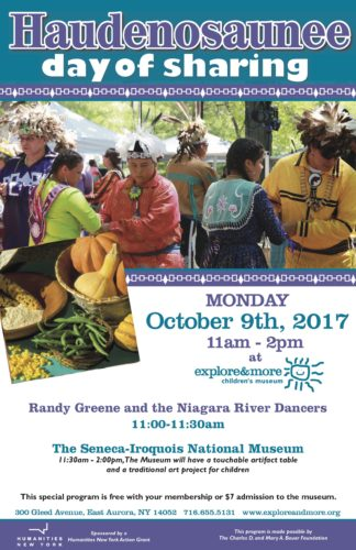 Haudenosaunee Day of Sharing