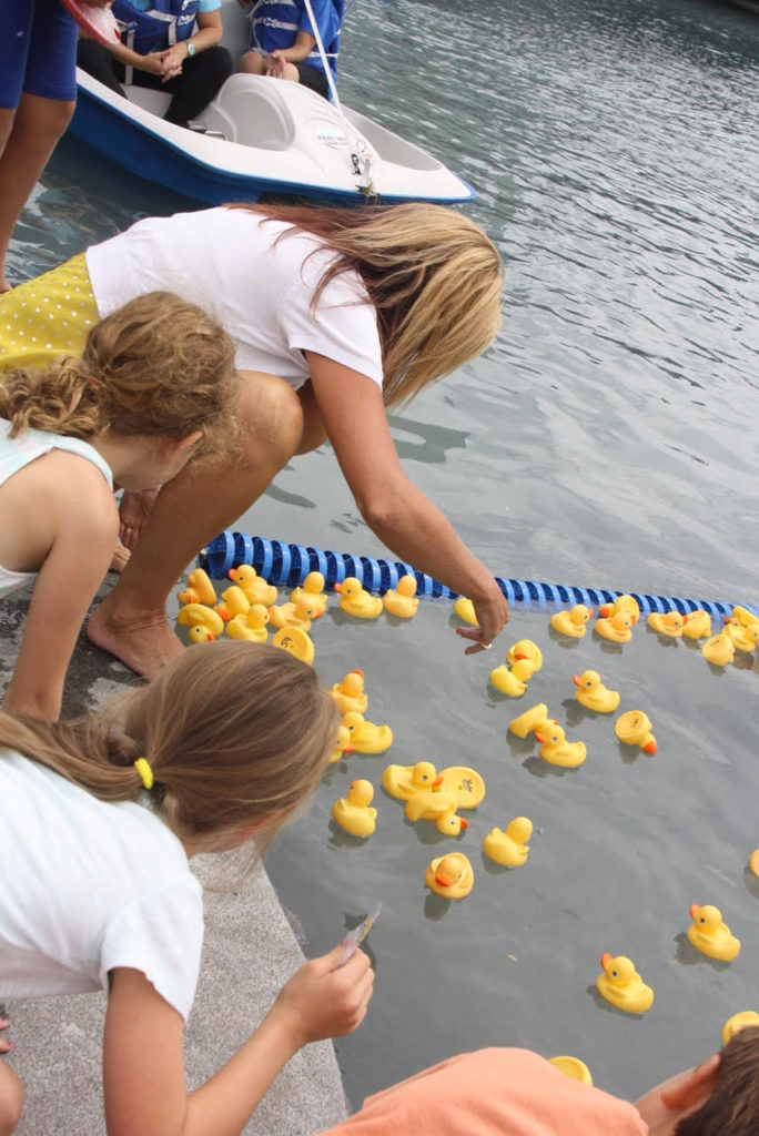 Buffalo Rotary Duck Derby! @ Canalside