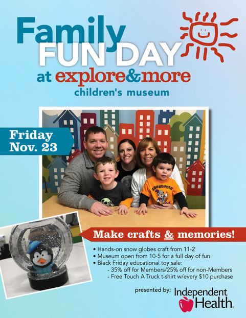 Family Fun Friday!