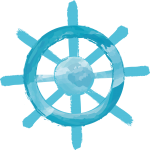 Moving Water Icon