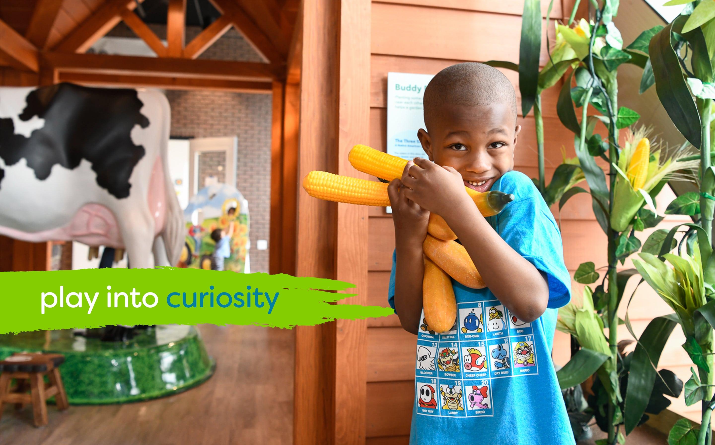 play into curiosity