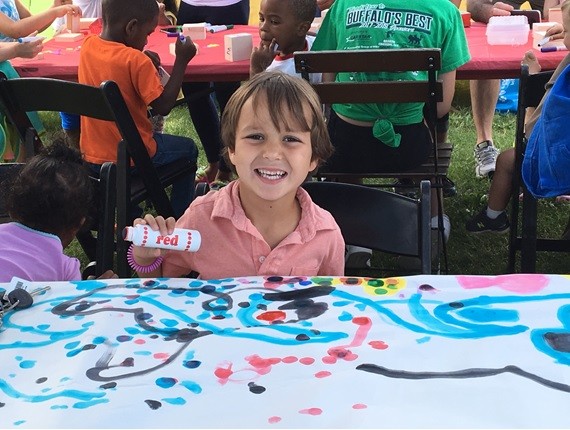 Family Fun Fridays at Canalside @ Canalside, Buffalo