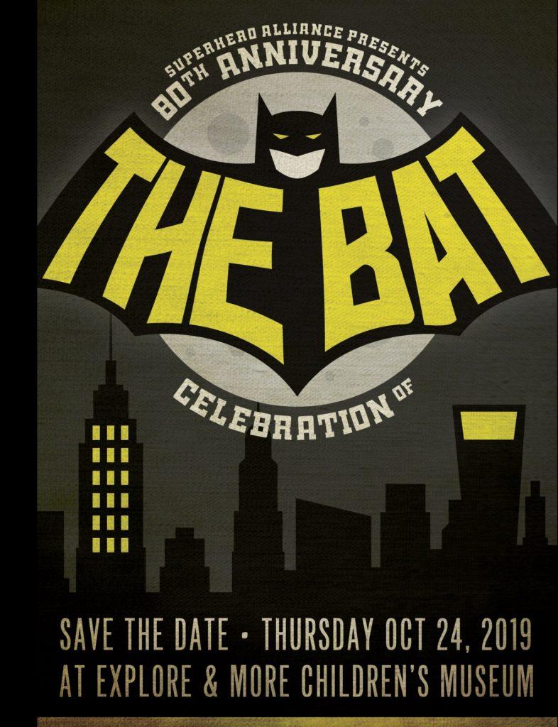 80th Anniversary of the Bat
