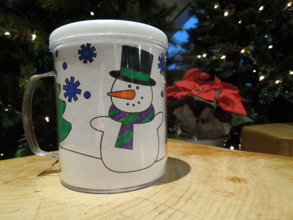 Winter Warm Up with Hot Cocoa and Your Own Mug!
