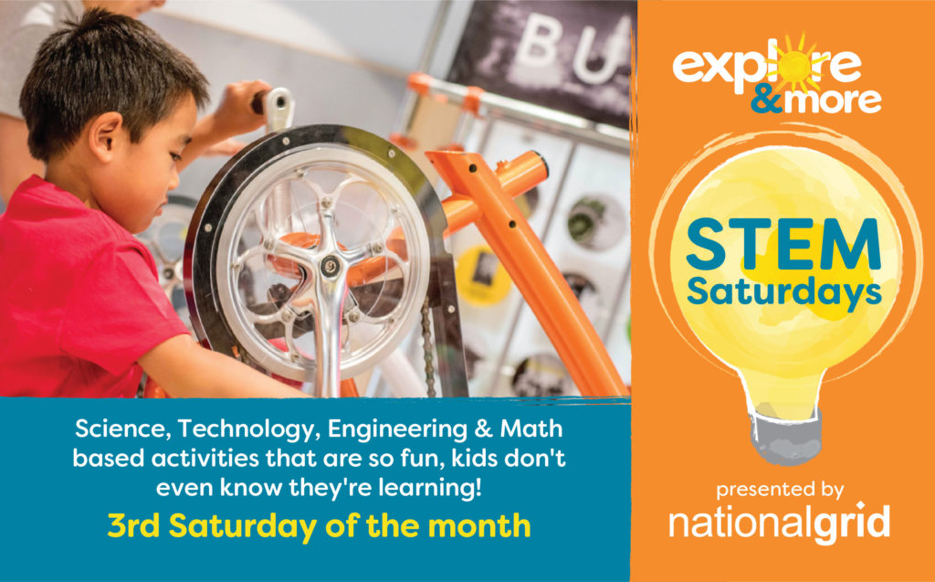 STEM Saturdays presented by National Grid