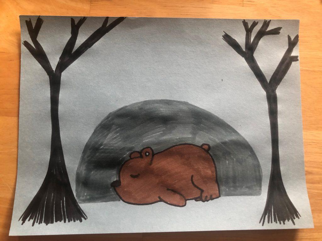 Sanity Savers Bear Snores On Read A Loud Art Activity Explore More Children S Museum