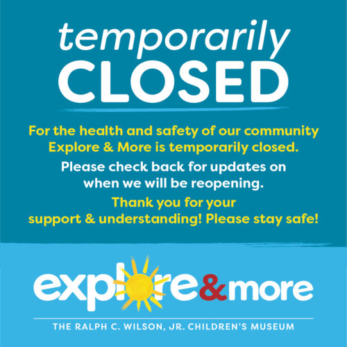 Museum Temporarily Closed