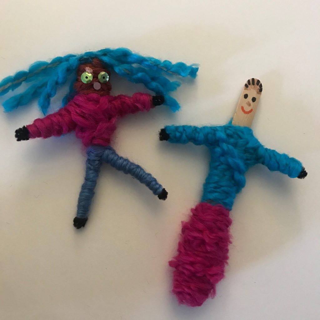 Sanity Savers: Worry Dolls