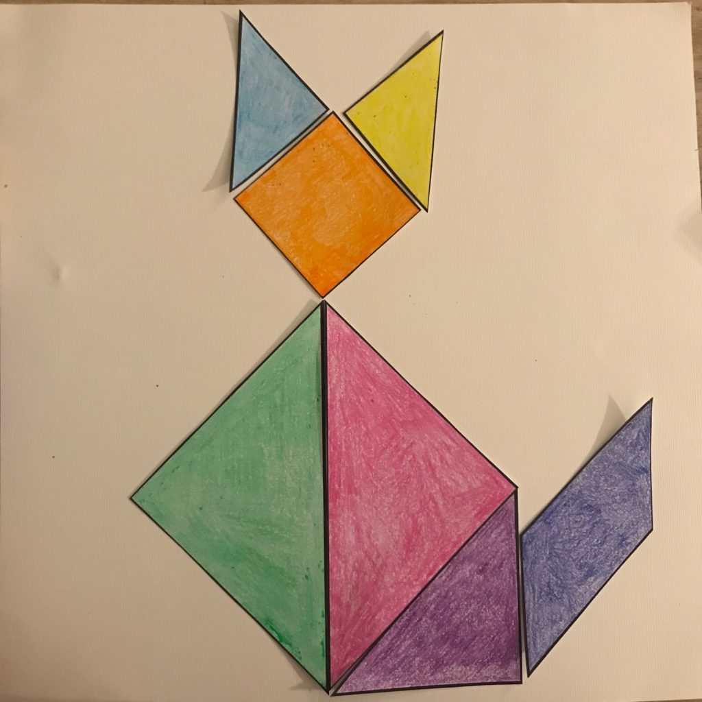 Sanity Savers: Tangrams