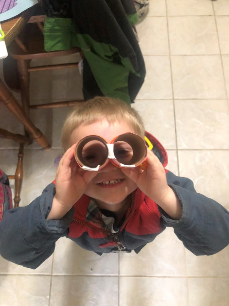 Sanity Savers: Binoculars for a Bear Hunt