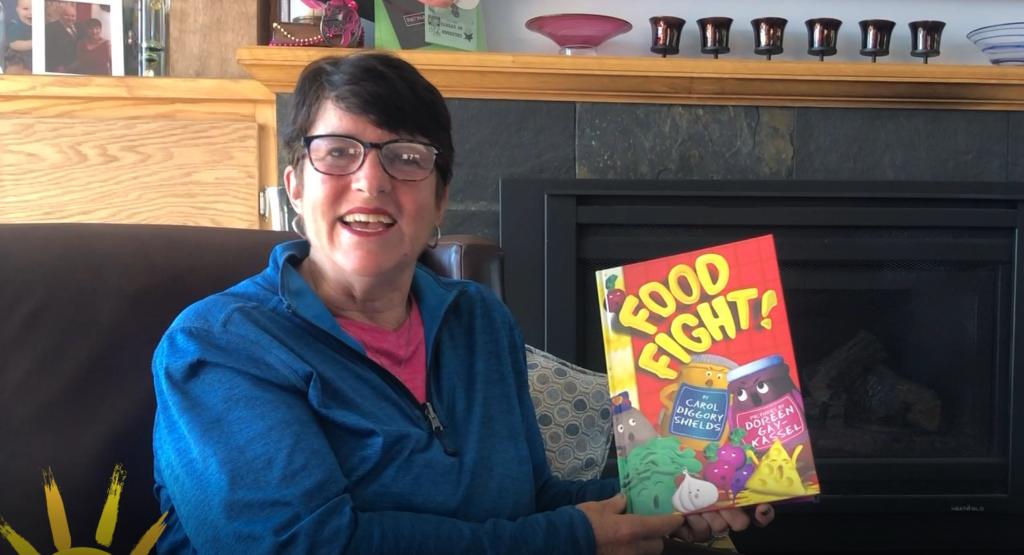Storytime: LisaJo Hoak Reads Food Fight