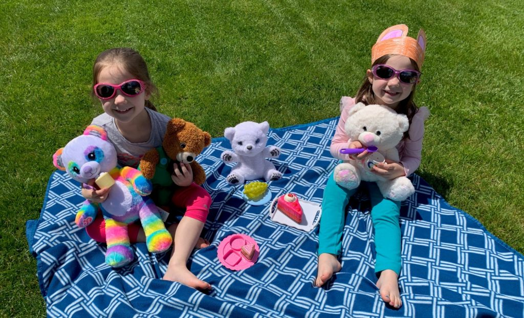 Sanity Saver: Teddy Bear Picnic