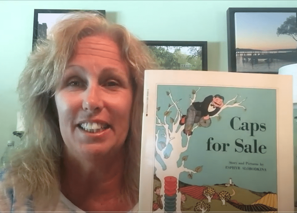 Storytime: Laura Teplitsky Reads Caps for Sale