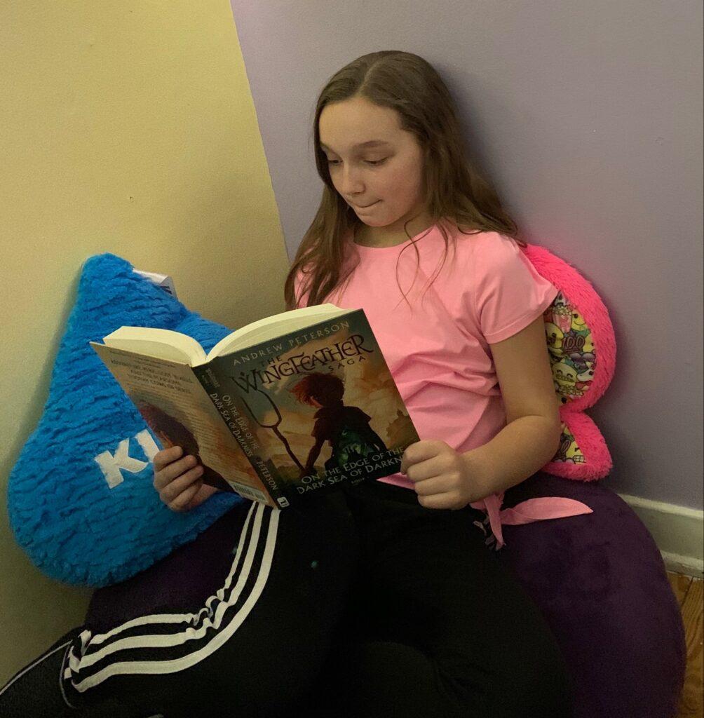 Sanity Savers: Summer Reading Bingo