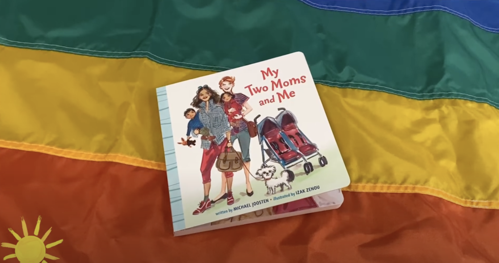 Storytime, Birthday Edition: Rachel Voelkle-Kuhlmann from Evergreen Health reads My Two Moms and Me