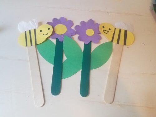 Sanity Saver: Pollinator Craft