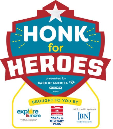 Honk for Heroes - In Person Activties