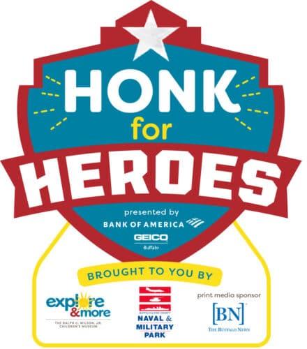 Honk for Heroes 2020