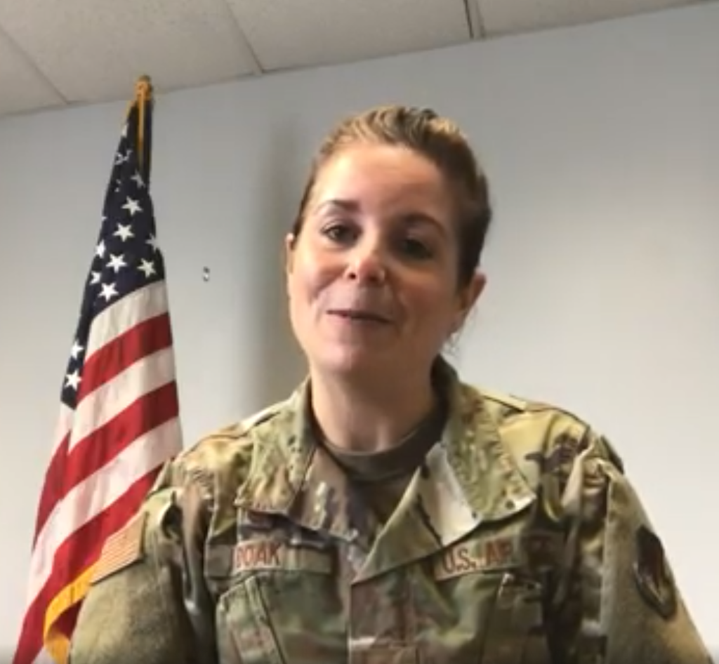 Storytime, Honk for Heroes Edition: Major Lindsay Doak reads Night Night Buffalo