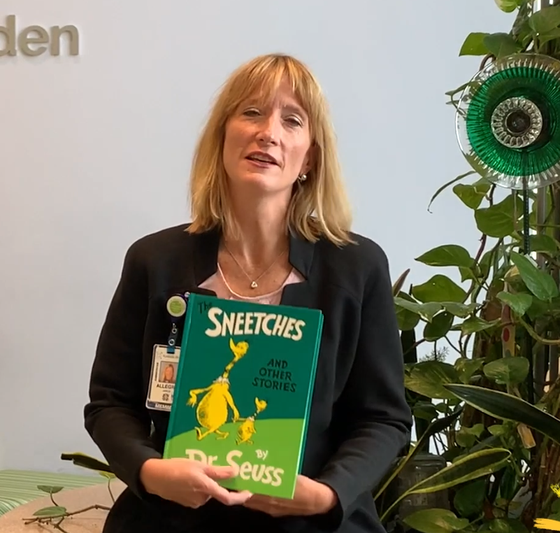 Storytime: Allegra Jaros reads The Sneetches