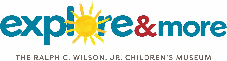 Explore and More Horizontal Logo