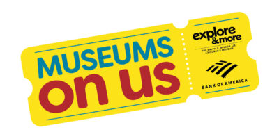 Museums on Us logo