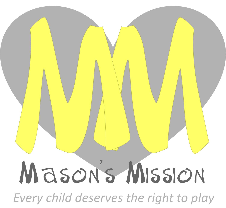 Mason's Mission Logo